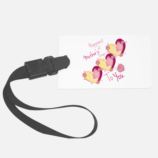 Mothers Day Luggage Tag