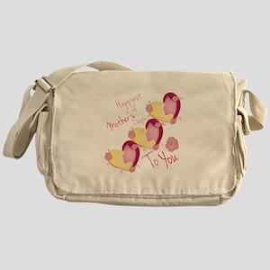Mothers Day Messenger Bag