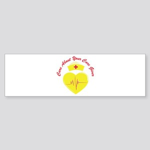 Care Giver Bumper Sticker