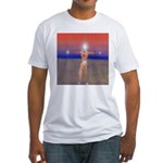 12.energybody..? Fitted T-Shirt