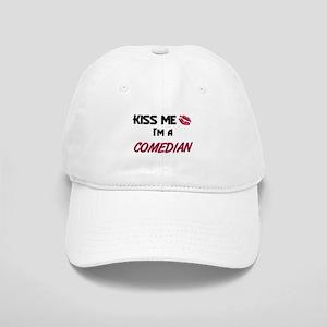 Kiss Me I'm a COMEDIAN Cap