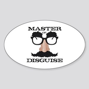 Master Disguise Sticker
