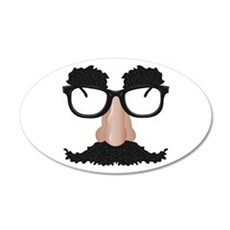 Disguise Wall Decal
