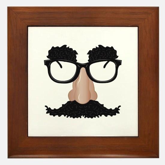 Disguise Framed Tile