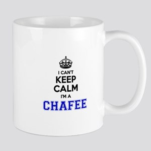 Chafee I cant keeep calm Mugs