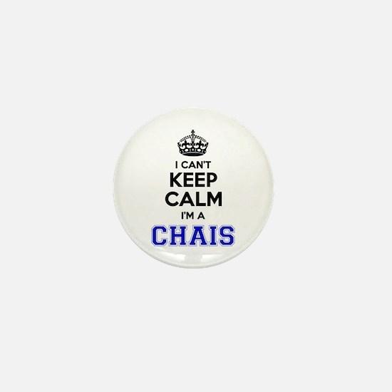 CHAIS I cant keeep calm Mini Button