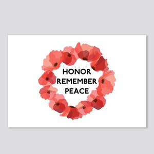 Remembrance Day Postcards (Package of 8)