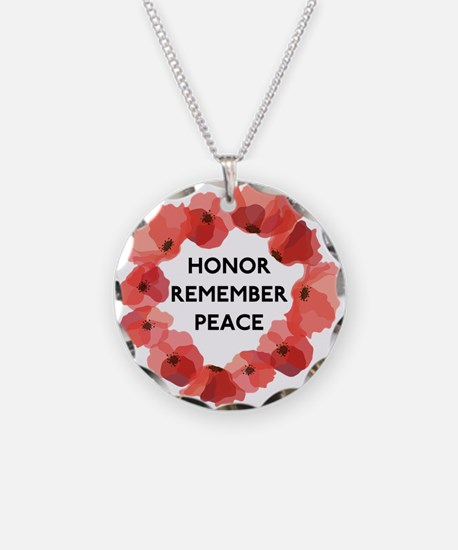 Remembrance Day Necklace