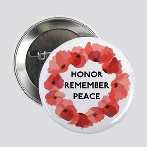 "Remembrance Day 2.25"" Button"