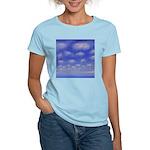 77.cloudzstudy..? Women's Pink T-Shirt