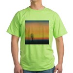 205.vanishing..? Green T-Shirt