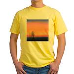 205.vanishing..? Yellow T-Shirt