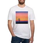 205.vanishing..? Fitted T-Shirt