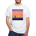 205.vanishing..? White T-Shirt