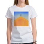 204.tree on the hill.. Women's T-Shirt