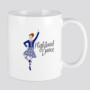 Highland Dance Mugs