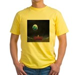 79.moon couch..? Yellow T-Shirt