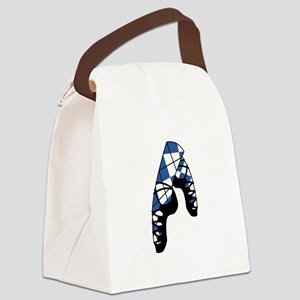 Scottish Dance Shoes Canvas Lunch Bag
