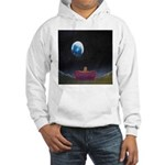 79.moon couch..? Hooded Sweatshirt