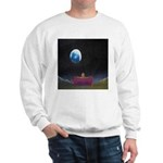 79.moon couch..? Sweatshirt