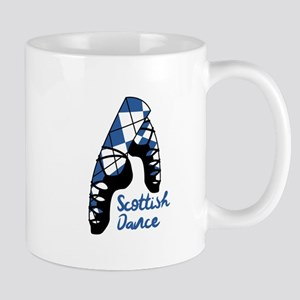 Scottish Dance Mugs