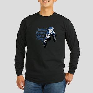 Love A Fling Long Sleeve T-Shirt