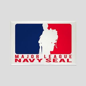 Major League Seal - NAV Rectangle Magnet