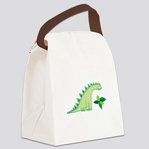 Dinosaur Canvas Lunch Bag