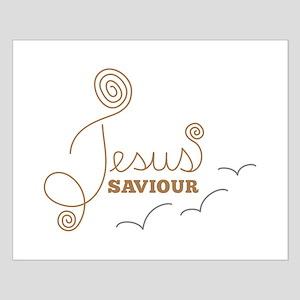 Jesus Saviour Posters