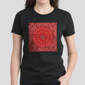 Red Bandana T-Shirt