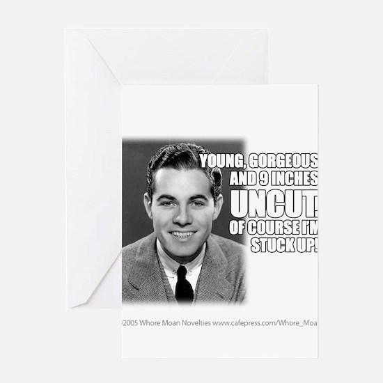 Uncut Greeting Cards