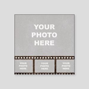 Custom Vintage Film Strip Sticker