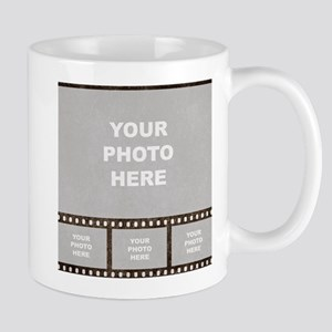 Custom Vintage Film Strip Mugs