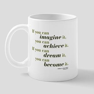 Imagine Achieve Mug