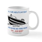 Oh And Beer... Coffee Mug Mugs