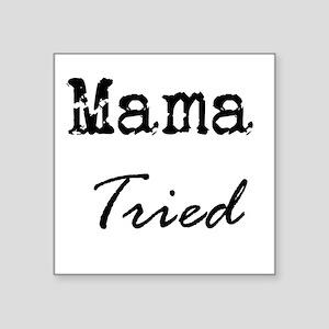 2016 Design Sticker