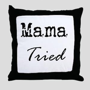 2016 Design Throw Pillow