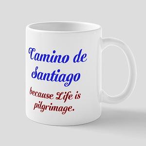 Camino/Life Mug