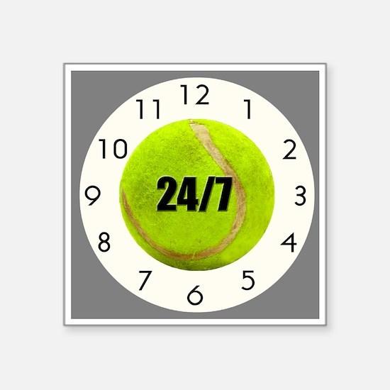 Tennis 24/7 Sticker