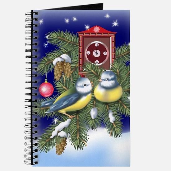 Season Greetings Journal