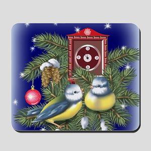 Season Greetings Mousepad