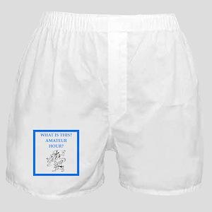 martial arts joke Boxer Shorts