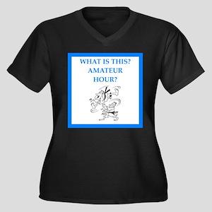 martial arts joke Plus Size T-Shirt