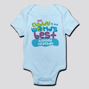 Biology Teacher Gifts for Kids Infant Bodysuit