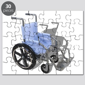 WheelchairBlueSeat073110 Puzzle