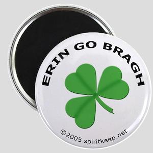 Erin Go Bragh! Magnet