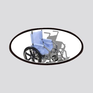 WheelchairBlueSeat073110 Patch