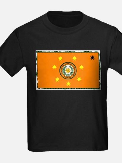 Cherokee Nation Flag T-Shirt
