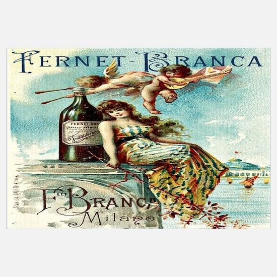 Fernet Branca Wall Art