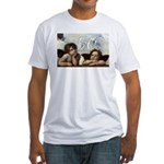 Raphael 50th Fitted T-Shirt